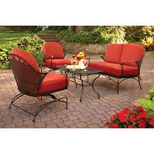 Small Picture Better Homes and Gardens Clayton Court 4 Piece Patio Conversation