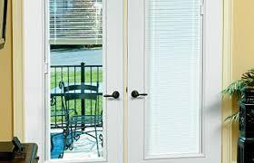 modern interior design medium size floor single patio door with built in blinds unique pertaining between