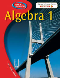 algebra 1 mcgraw hill