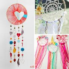 Dream Catcher Patterns Step By Step How to Make a Dreamcatcher Step by Step Tutorials 44
