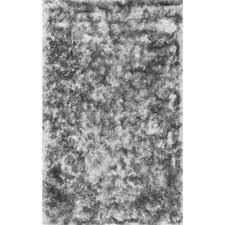 nuloom latonia silken silver 8 ft x 10 ft area rug