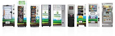 Healthy Vending Machine Companies