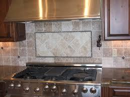 Travertine Tile For Kitchen Clean Travertine Of Kitchen Tile Backsplash Ideas All Home Ideas