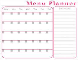 printable monthly menu planner seasons of a homemaker free printable monthly menu planner with