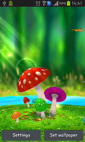 3d live wallpaper for android mobile free download. Wonderful Mobile Mushrooms 3D Download Livewallpaper  For 3d Live Wallpaper Android Mobile Free 3