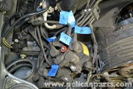 pelican technical article porsche 993 distributor cap and label the wires according to the plug diagram in picture 7