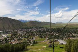Scenic Chairlift Ride at Snow King What to do in Jackson Hole