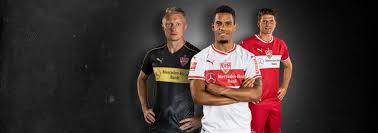 Nun könnte der nächste kippen. Puma Devoile Les Maillots Du Vfb Stuttgart Pour 2018 2019