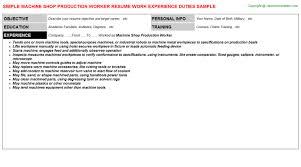 production worker resume 30052017 sample resume production worker