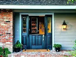 black front door with glass doors panels entry side uk image resu glass panel exterior door