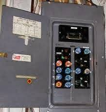 sylvia electrical contracting fuse box