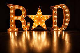 letter lighting. Vintage Carnival Fairground Rustic Metal Large Letter Lights A-Z \u0026 Symbols Lighting