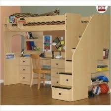 bunk bed with stairs. Playhouse Loft Bed With Stairs Bunk R