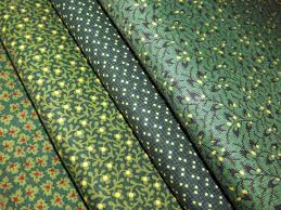 82 best Poison Green quilts and fabrics images on Pinterest ... & Out of Print Fabric Sewing Quilting Fat Quarter Bundle Lancaster County III  Judie Rothermel Poison Green Adamdwight.com