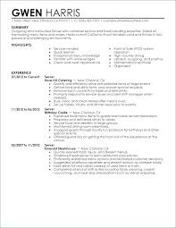 Banquet Server Resume Banquet Server Resume Excellent Banquet Server Simple Quick Learner Resume