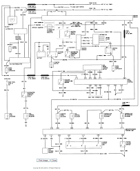 ford ranger wiring diagram image wiring 1985 ford ranger i need the electrical wiring diagram voltage on 1985 ford ranger wiring diagram
