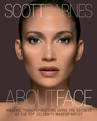 about face amazing transformations using the secrets of the top celebrity makeup artist by scott barnes