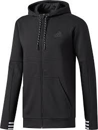 adidas hoodie mens. product image · adidas men\u0027s post game full zip hoodie mens