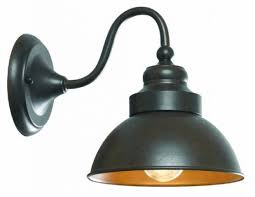 goose neck outdoor barn light bronze sconce lighting fixtures street wall lamp 1 of 1 see more