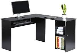 computer desktop furniture. LANGRIA Computer Desk Home Office Desk, Modern Table With 2 Drawers Built- Desktop Furniture O