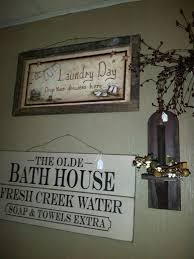 powder room sign shabby chic 39 best wooden bath signs images on