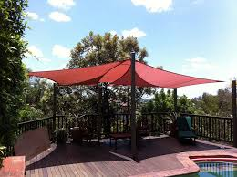 fabric patio covers waterproof. Beautiful Patio Shade Sails Very Cheap Easy Diy Solution To Shade Over Patio Decking That  Can Be Removed In Winter In Fabric Patio Covers Waterproof T