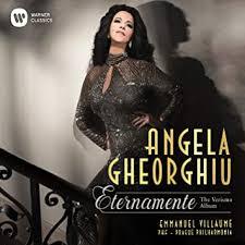<b>Angela Gheorghiu</b> - <b>Eternamente</b> (Verismo arias) - Amazon.com Music