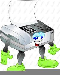 Free Fax Machine Clipart Free Images At 224971 Clipartimage Com