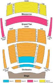 Sheas Buffalo Seating Chart View