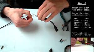 how to usb xbox controller youtube arresting ps2 usb wiring turn ps2 controller into pc controller at Ps2 Controller To Usb Wiring Diagram
