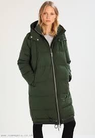 2017 autumn women envii entable long winter coat kombu green 80 polyester 20 nylon ed9355