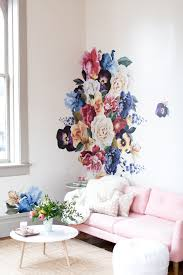 Vintage Floral Wall Decals \u2013 Project Nursery