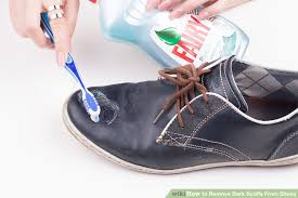 image titled remove dark scuffs from shoes step 5