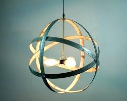 crate and barrel light fixtures atom premier barrel ring chandelier starting at light fixture crate and