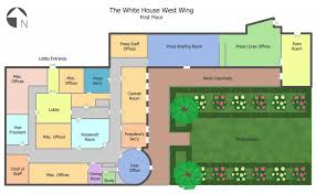 residence floor plan white house floor plan west post