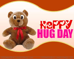 happy hug day for friends. Modren Day Happy Hug Day Animated Teddy Bear Greeting Ecard And For Friends P