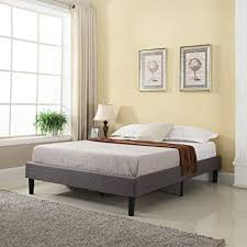Twin Size Low Profile Wooden Low Profile Wooden Bed Frame Best Twin ...