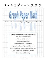 Graph Paper Math Geometry And Measurement Teaching Guide And Unit