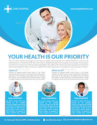 Medical Brochures Templates Best Free Health Brochure Templates Health Care Brochure Template Medical