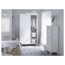 ikea white bedroom furniture. ikea hemnes chest of 5 drawers made solid wood which is a hardwearing and ikea white bedroom furniture