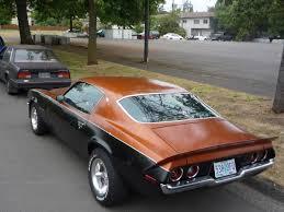 Curbside Classics: 1970 Camaro RS