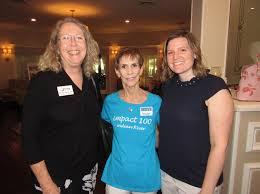 Beverly Smith, Ann Lanier and Maureen Burkart   Vero News