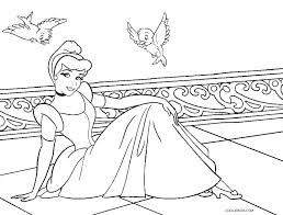 Cinderella Coloring Pages Pdf Coloring Pages Pictures To Print And