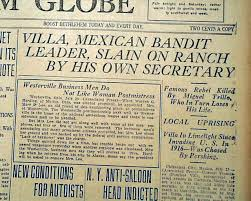 pancho villa assassination com click image to enlarge 606283