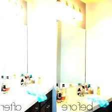 best light for makeup bathroom lighting bulbs applying led makeu