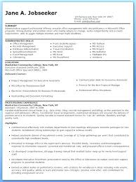 Executive Administrative Assistant Resume Sample Resumes ...