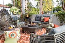 patio furniture design ideas. 11 tags contemporary porch with island bay resin wicker kambree rib hanging egg chair cushion and stand patio furniture design ideas r