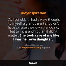 hand picked quotes from the scholarship 6 inspiration in your support system