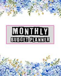 Epub Monthly Budget Planner Budget Planner Home Finance