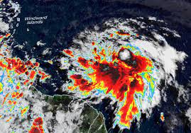 Tropical Storm Elsa forms in the ...